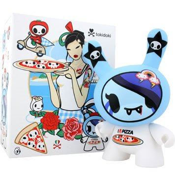 Kidrobot - Tokidoki 8 Inch Dunny with Package