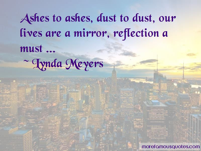 Quotes About Mirror Reflection Top 55 Mirror Reflection Quotes From
