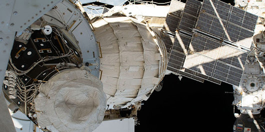NASA experiments with 3D printed radiation shields aboard the ISS