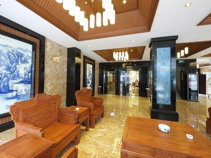 Review Xiangshan International Hotel