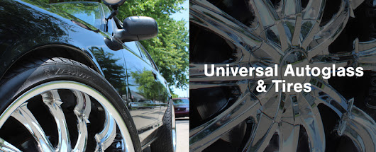Universal Autoglass & Tires is a Windshield Replacement and Tire Retailer in Vancouver, WA