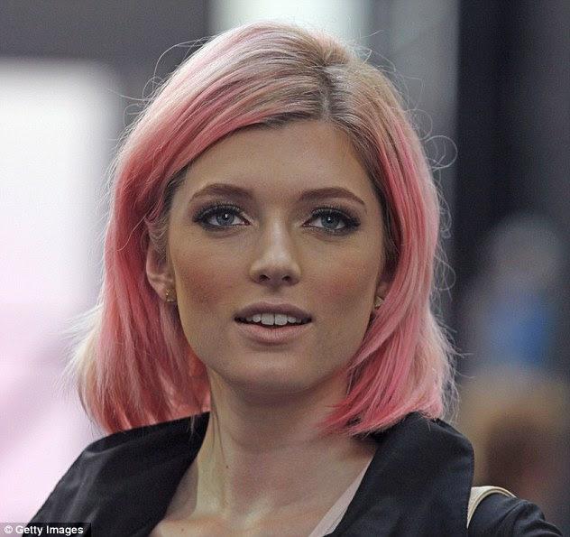 İlham: Dame Helen İngiliz model Sophie Sumner esinlenilmiştir dedi