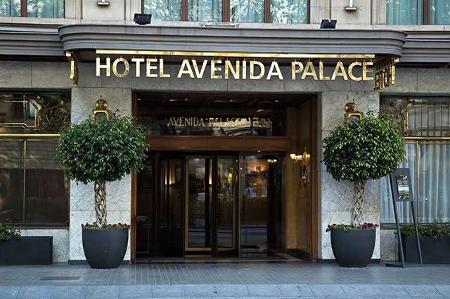 Avenida Plaza Hotel, Gran Via, Barcelona [enlarge]