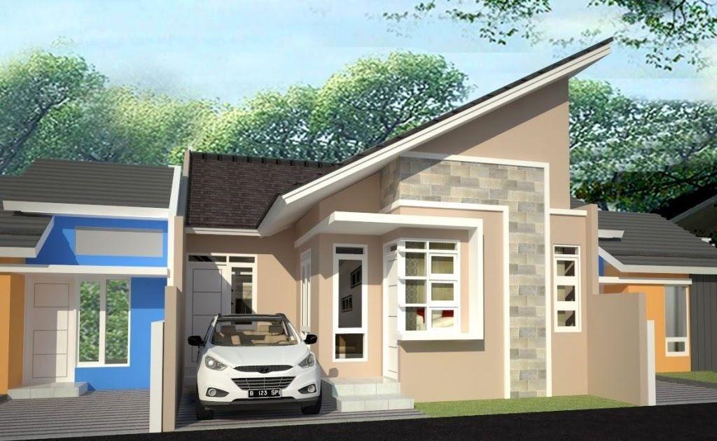 Gambar Contoh Atap Rumah Minimalis 1 Update 2020 - Desain ...