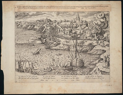 Schlacht bei Austruweel (Antwerpen) (c 1567)