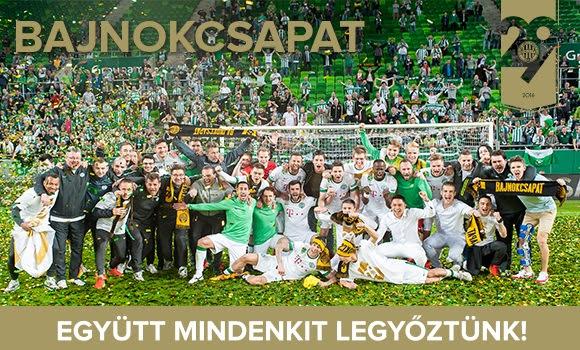 Ferencvaros Campeão