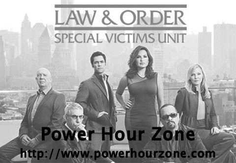 Special Victims Unit Power Hour