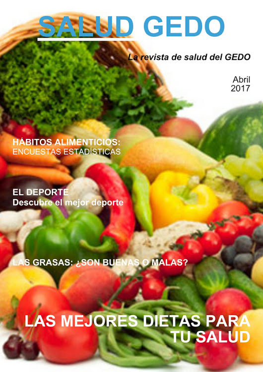 REVILLAGIGEDO - Nº1 - SALUD - FPB 2016-17 - A magazine created with Madmagz
