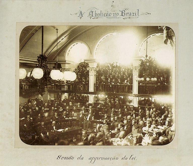 Ficheiro:Golden law 1888 Brazilian senate.jpg