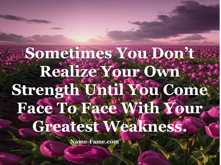 Quotes To Overcome The Weakness In Your Mind Motivational Blog