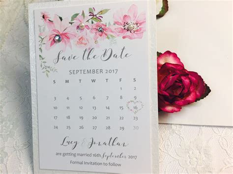 Save the Date Wedding Cards   Amor Designs