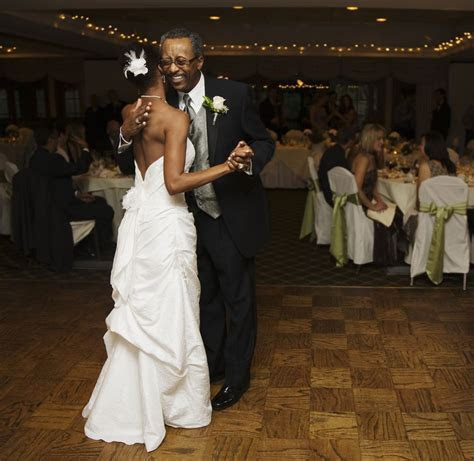 Dance Steps for Father/Daughter Wedding Dances