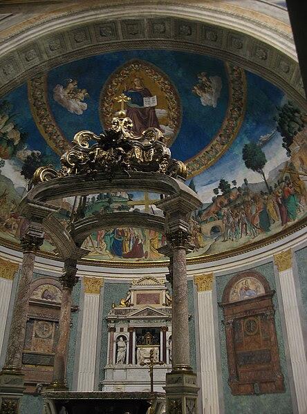 Archivo:Santa Croce gerusalemme Rom Apsis 2009.jpg