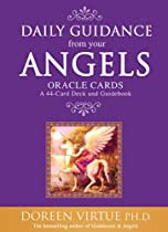 Daily Guidance From Your Angels: 365 Angelic Messages...: Oracle Cards