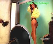 Claudia Vieira sensual em vários trabalhos
