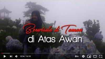 Berwisata di Taman Atas Awan: Indahnya Wet Sendi 1 Pacet Mojokerto