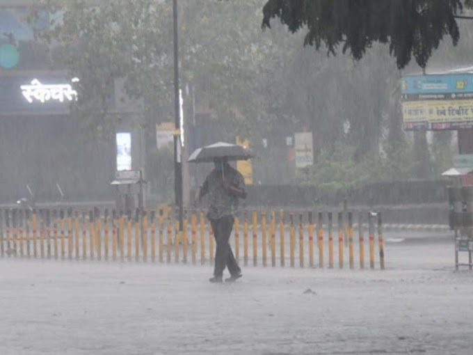 Cyclonic formation: IMD predicts heavy rains in parts of west coast