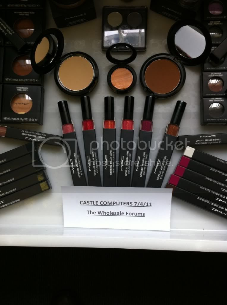 Mac makeup starter kit great for ebayers and partyplanners ...