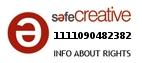 Safe Creative #1111090482382