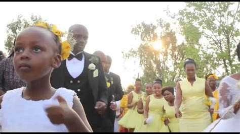 Best Wedding In South Africa (Highlights)   YouTube