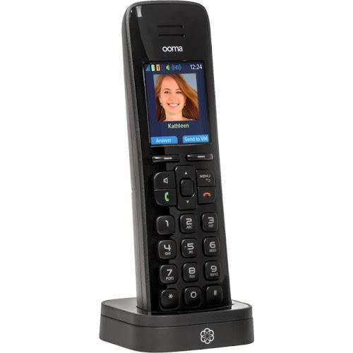 Ooma HD3 Handset - Black