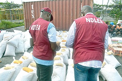 Nigeria's Drug Law Agency Nabs Traveller Who Stuck Heroin In His Anus, Security Officer Supplying Cult Members, Students
