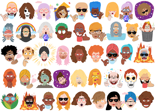 Google Allo can use your selfie to create a personalized sticker pack with machine learning