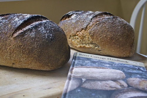 new book/new bread