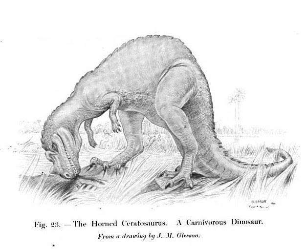Gleeson's Ceratosaurus