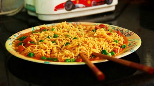 Look Out: Maggi Noodles, Your Favourite Go-To Snack, May Have Too Much MSG - NDTV Food
