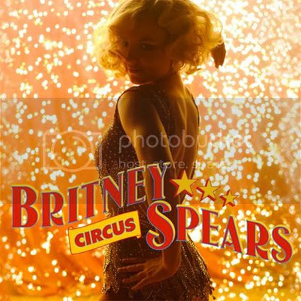 Britney Spears - Circus (single cover)