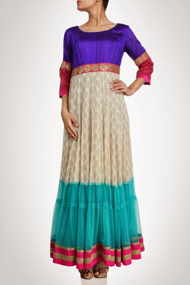 Girls-Wear-Beautiful-Maxi-Anarkali-Fashion-Frock-Fashion-by-Designer-Debashri-Samanta-2
