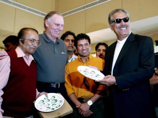 Zaheer Abbas Wants to Help Revive Indo-Pak Cricketing Ties