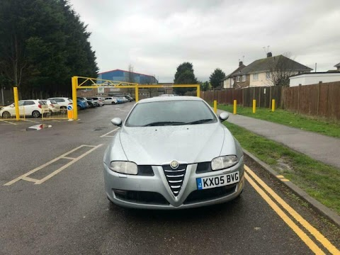 Alfa Romeo Dealers Sussex