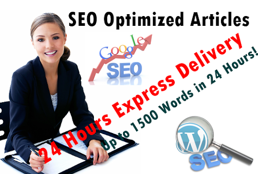 I will write unique 500 words SEO Article or Blog Post