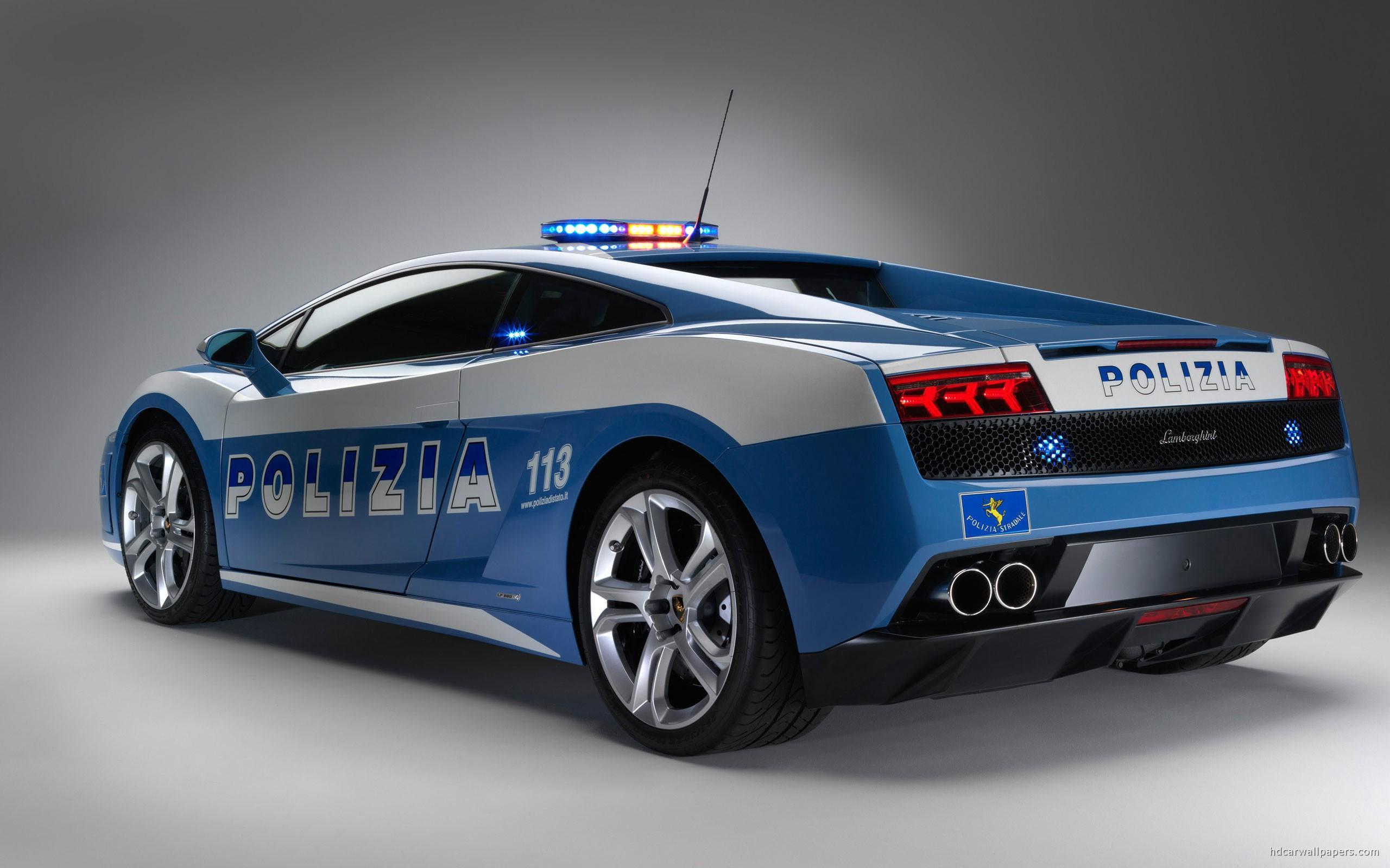 Foto Mobil Polisi Lamborghini Dunia Ottomotif