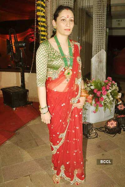 Aishwarya Rai Bachchan: Sanjay Dutt with wife Manyata ...