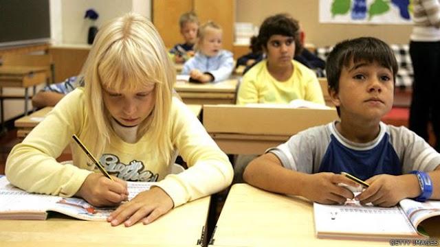 Eliminarán materias en escuelas de Finlandia