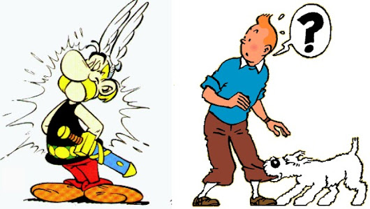 9 Reasons Asterix is the Same as Tintin