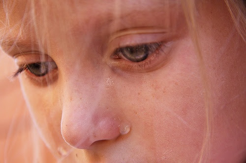 Crying girl by ilya.b, via Flickr