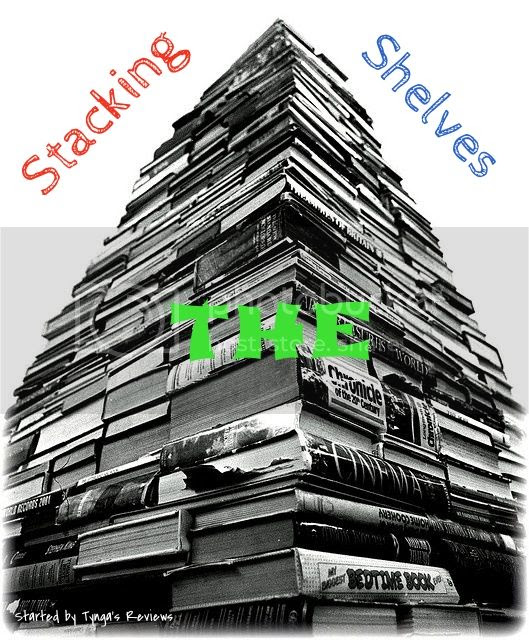The Kooky Bookworm: Stacking the Shelves #39