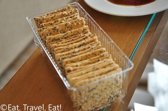 Lavosh Crackers