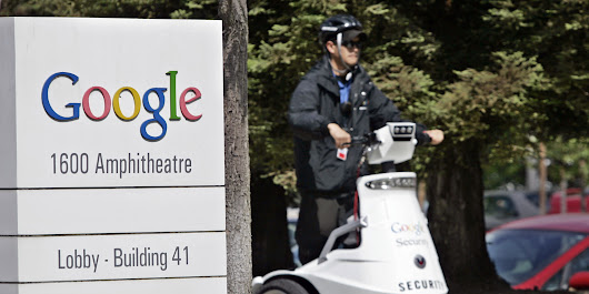 Under Pressure, Google Gives Security Guards Same Benefits As Other Workers