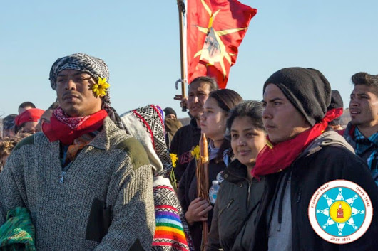 Standing Rock Sioux Tribe Ready to Fight Trump Over DAPL