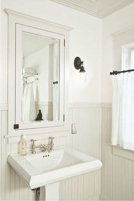 Classic Black and White Bathroom Remodeling Ideas | Purebathrooms.net