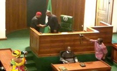 Abia gets 3 speakers in 24-hrs ·As new speaker emerges