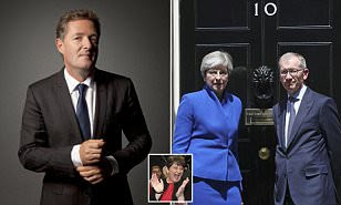 Piers Morgan: Dear Theresa, you're a discredited dead duck