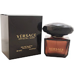 Versace Crystal Noir Women 3 oz Eau de Toilette Spray