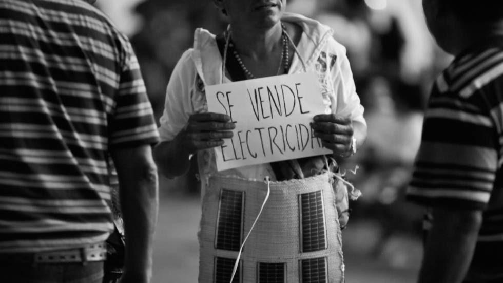 'Yuca-Tech: Energía hecha a mano', de Amor Muñoz (2015-2017).