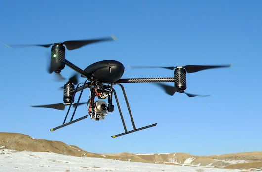 UAV thermography as a new mighty weapon againts poaching in Africa | Vespadrones